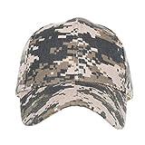 Unisex 100% Cotton Camouflage Outdoor Sport