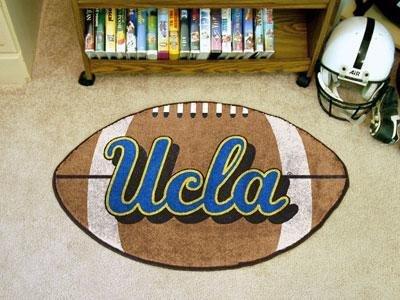 Football Angeles Los Rug - UCLA - California, Los Angeles Football Rug