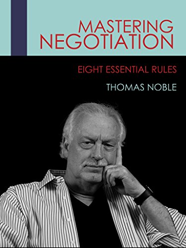 Mastering Negotiation by [Noble, Thomas]