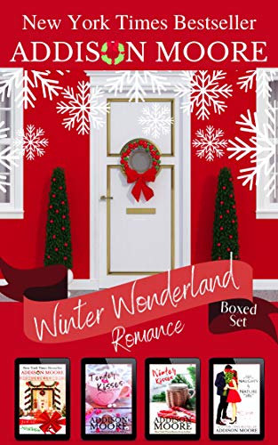Four fabulous romantic comedies all set in a frosty winter wonderland. Cozy up to these swoon worthy romances that are sure to give you all the warm fuzzies you'll need to keep yourself heated on a cold winter's night. This boxed set includes: Two C...