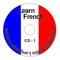 (8 CD Pack) Learn How To Speak French Language Course MP3