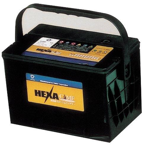 HEXA [ ヘキサ ] マリン キャンピングカー用 バッテリー [ Voyager ] HE M24MF B008UJ90PE