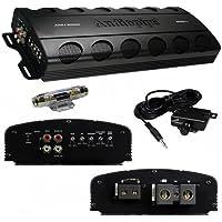Audiopipe APDLI-20001D Class D Monoblock Amplifier, 2000W RMS