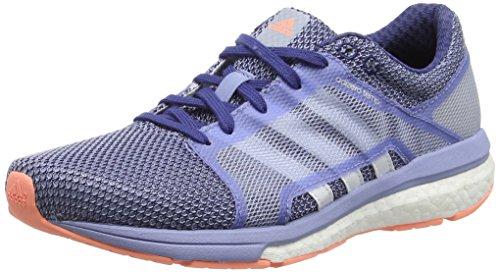 adidas Adizero Tempo 8 Ssf W, Zapatillas de Running para Mujer Azul / Rojo / Morado (Azupri / Brisol / Mornat)