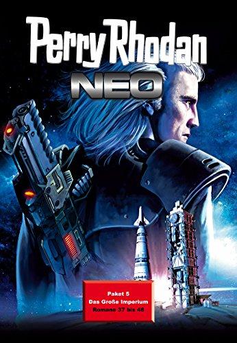 Perry Rhodan Neo Paket 5: Das große Imperium: Perry Rhodan Neo Romane 37 bis 48 (Perry Rhodan Neo Paket Sammelband) (German Edition)