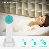 Sonic Facial Cleansing Brush with PHOTON