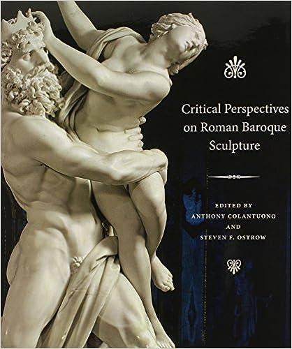 Critical Perspectives on Roman Baroque Sculpture