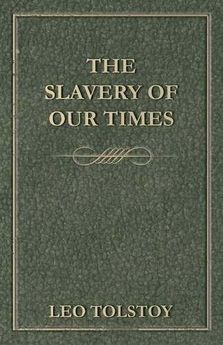 Download The Slavery Of Our Times pdf epub