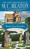 Death of an Outsider, M. C. Beaton, 1455524077