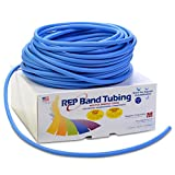 FAB105678 - Fabrication Enterprises, Inc. REP latex-free exercise tubing, blue (4), 100 feet by REP Band