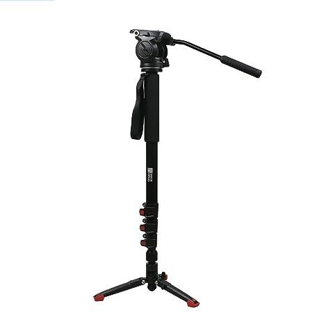 shihong monopié Monopod de Cámara, cámara de vídeo, vídeo monopié ...
