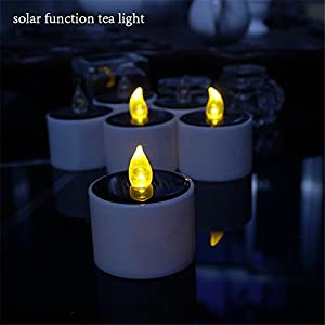 Solar Tea Lights
