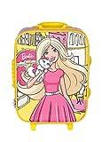 Barbie Trolley Bag - Yellow