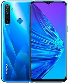 realme 5 Smartphone Móvil, 3 GB RAM 64 GB ROM 6.5
