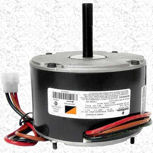 - GE Emerson Fan Motor 1/5 HP 208-230 Volt K55HXHDD-8562