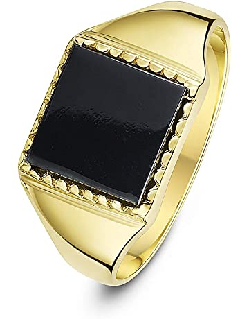 2ed654ee28a Theia Men s 9 ct Yellow Gold