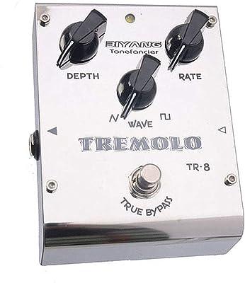 Biyang TR-8 Tremolo Guitar Pedal