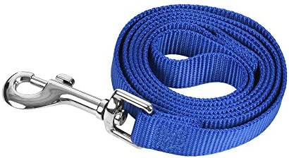 fesjoy Collar Leash Set 3 unids/Set Collar de Perro y arnés y ...