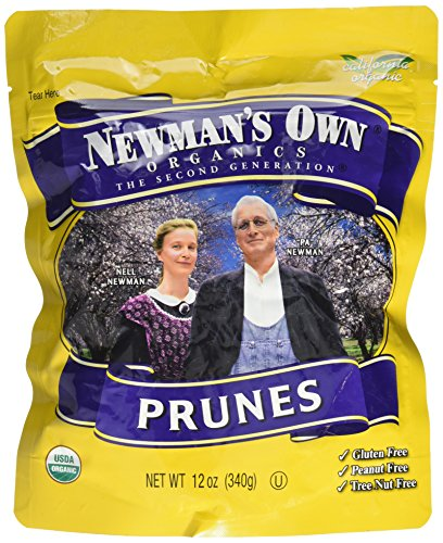 Newman's Own Organics California Prunes, Pouches, 12 Ounce by Newman's Own (Image #3)
