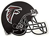 NFL Atlanta Falcons Outdoor Small Helmet Graphic Decal