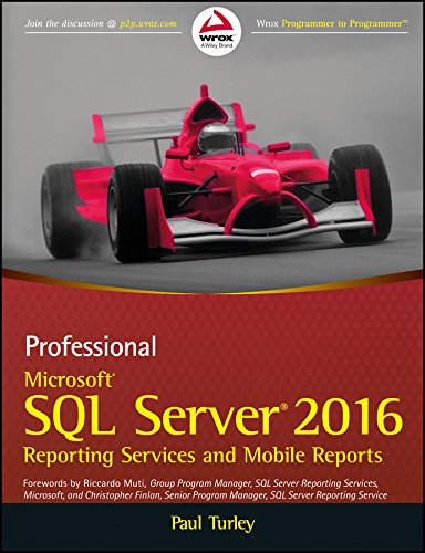 Professional Microsoft Sql Server 2016 Reporting Services And Mobile Reports (Englisch) Taschenbuch 8126567341