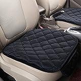 Sedeta Vehículo Asiento delantero Cubierta Protectora Cojín Asiento de coche correa acolchada Covers asiento de coche cubre cojines CA frontal acolchado