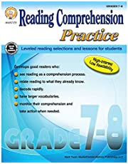 Reading Comprehension Practice, Grades 7 - 8
