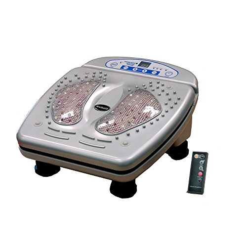 iComfort Vibration/Infrared Foot Massager with Remote