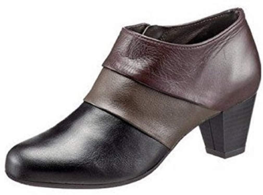 Charisma Ankle Ankle Ankle Stiefel Leder in Bordeaux 190a5c