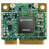 AR9462 AR5B22 Combo WiFi 2.4G/5G & Bluetooth 4.0 module, 802.11 ABGN Dual Band, 2T/2R Mini PCI-Express Half-Size Module, Atheros AR9462 chipset