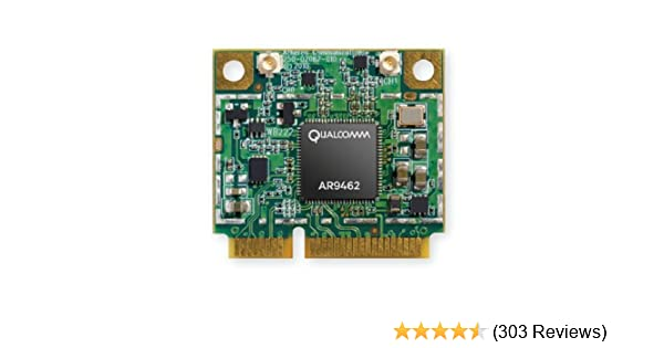 2T//2R Mini PCI-Express Half-Size Module AR9462 AR5B22 Combo WiFi 2.4G//5G /& Bluetooth 4.0 module Atheros AR9462 chipset 802.11 ABGN Dual Band