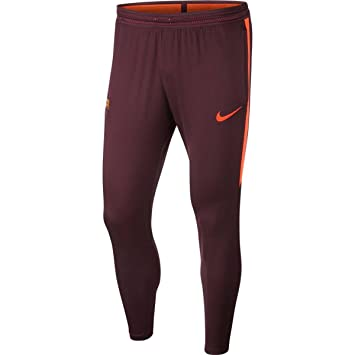 Nike FC Barcelona 17 18 - Pantalones de Entrenamiento de fútbol ... 3006fa4f1fb3a