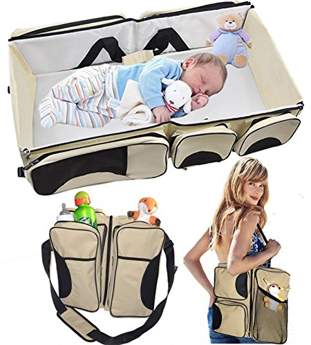 TinyToes Bassinet Carrycot Portable Portacrib product image