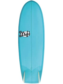 "lufi 5 6 Mini ""S"" tabla de surf, hombre, turquoise"
