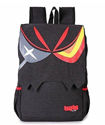 Ruotong Cartoon Kill La Kill Cavans Travelling Bag Unisex Leisure Bag Shoulder Backpack