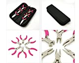 Product review for Jewelry Finding Making Beading Bead Crafting Diy Pliers Tools Sets