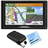 Garmin Drive 51 LM GPS Navigator with Driver Alerts USA (010-01678-0B) with 5 inch Universal GPS Navigation Protect and Stow Case & 1 Piece Micro Fiber Cloth Review