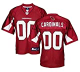 Arizona Cardinals NFL Mens Team Replica Jersey, Red (X-Large, Red)