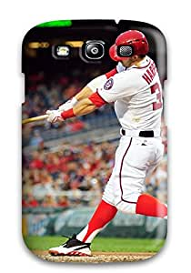 washington nationals MLB Sports & Colleges best Samsung Galaxy S3 cases