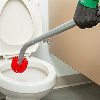 """Amazon.com: Unger BBCOR Ergo 26"""" Toilet Bowl Brush with 2"""