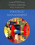 img - for Strategic Management by Garth Saloner (2001-05-03) book / textbook / text book