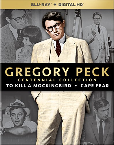 Gregory Peck Centennial Collection [Blu-ray]