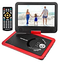 Apzka 9.5 Inch Portable DVD Player