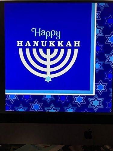 Hanukkah Dinner Pack 16ct