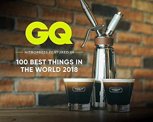 Home & Kitchen Iced Coffee & Cold-Brew ghdonat.com NitroPress ...