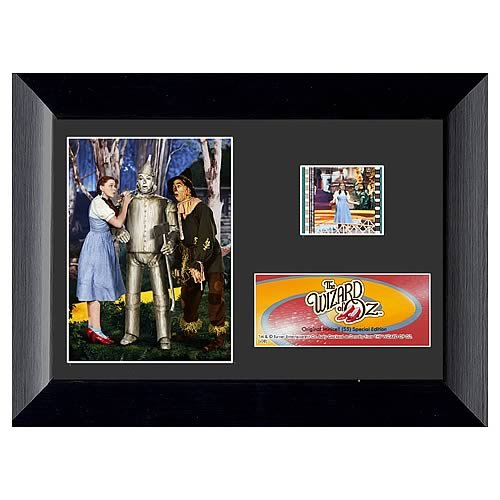 Limited Edition Collectible Movie Plaque - FilmCells USFC5084 The Wizard of Oz Special Edition Film Cell Plaque - 7.5