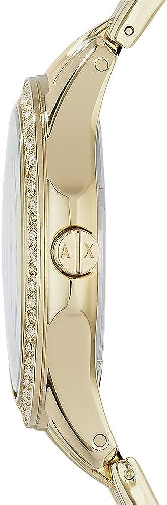 Armani Exchange Women s AX5216 Gold Watch