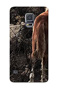 Awesome Upkymg-4144-ryrtoak Steverincon Defender Tpu Hard Case Cover For Galaxy note4- Animal Horse