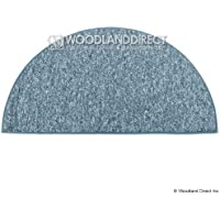Goods Of The Woods 10806 Firewood Half Round Rug - Blueridge