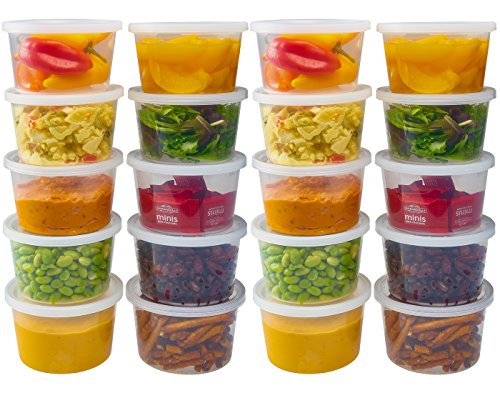 Durahome Deli Containers With Lids 16 Oz Made In Usa
